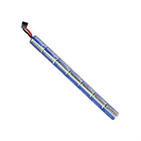 Bateria para Airsoft NIMH 8,4V - 1600MAH