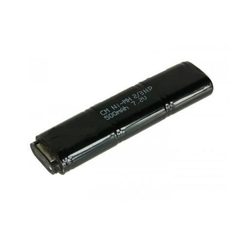 Bateria para Airsoft - 7,2V 500AMP