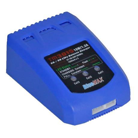 Carregador e Balanceador de Baterias LIPO - Bluemax