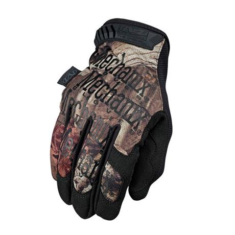 Luva Mechanix Original - Mossy Oak - Camuflagem Infinity (Large)