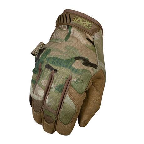 Luva Mechanix Original - Glove Camuflagem Multicam (Large)