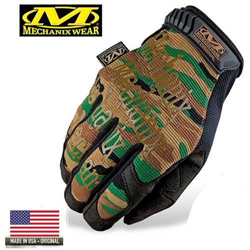 Luva Mechanix Original - Woodland - (XX-Large)