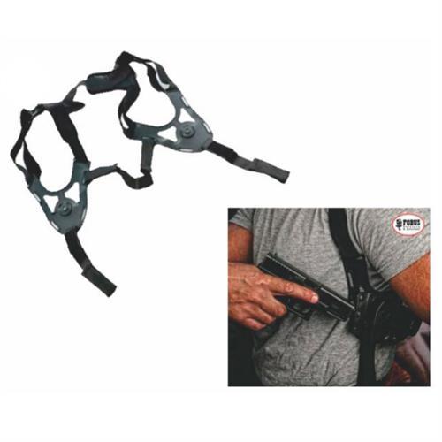 Suporte Axilar para Coldre e Porta Carregador Rotativo - Fobus