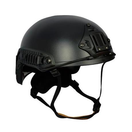 Capacete para Airsoft Ballistic Helmet (Simulacro) - Fma (Preto)