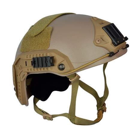 Capacete para Airsoft Ballistic Helmet (Simulacro) - Fma (Areia)