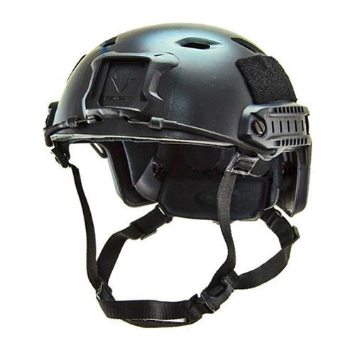 Capacete para Airsoft Base Jump Helmet (Simulacro) - Fma (Preto)