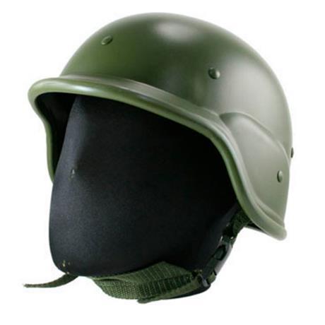 Capacete Swat Tactical M88 para Airsoft (Simulacro) (Verde)