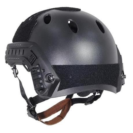 Capacete para Airsoft Pj Helmet (Simulacro) - Fma (Preto)