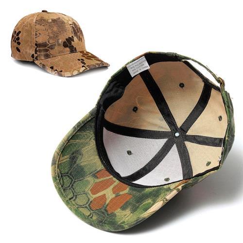 Bone Camuflado Militar (Camu Piton) - Army Sport