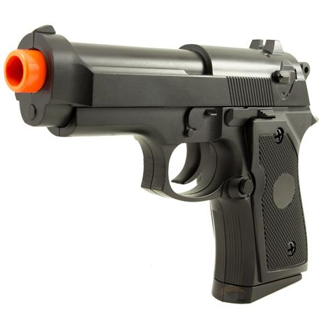 Pistola Airsoft ZM21 Compact FULL METAL 6mm
