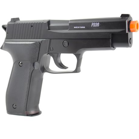Pistola Airsoft Sig Sauer P226 (SLIDE METAL) - Cal 6mm