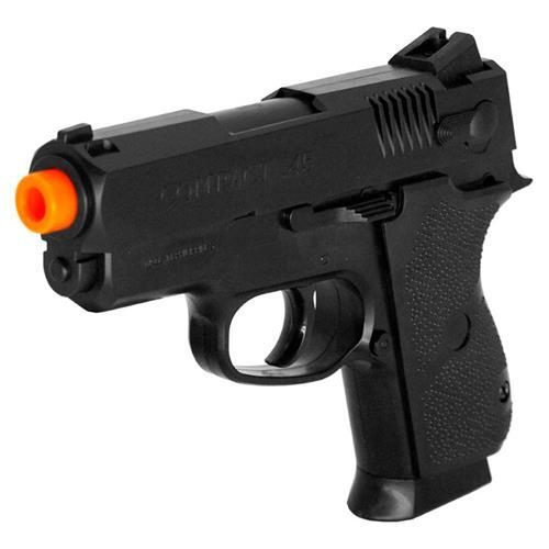 Pistola Airsoft Compact .45 - Cal 6mm - CYBERGUN