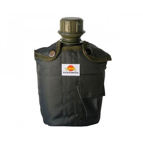 Cantil Militar Guepardo 900ML c/ Capa