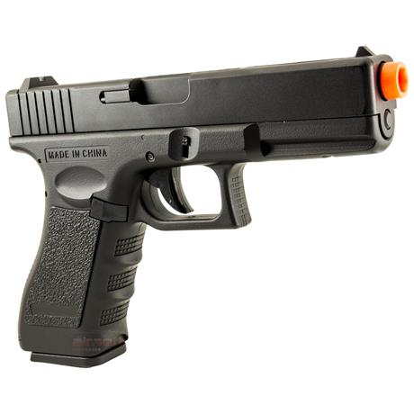 Pistola Airsoft Eletrica Glock G18C - CYMA