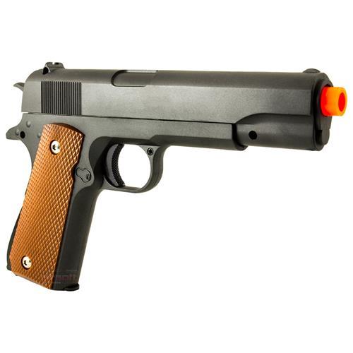 Pistola Airsoft Colt 1911 (FULL METAL)