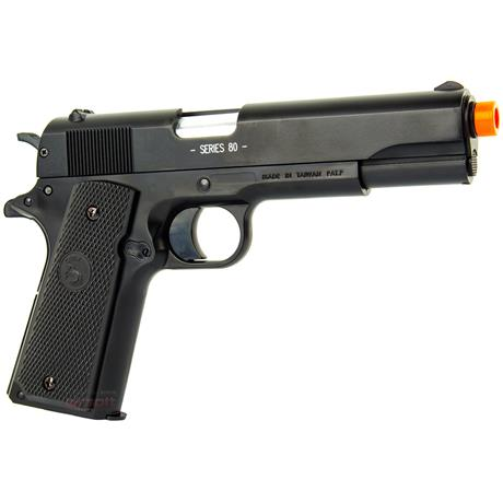 Pistola Airsoft COLT 1911 A1 Edicao Comemorativa 100 Anos (SLIDE METAL) 6mm Cybergun