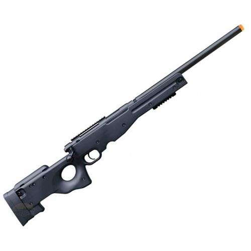 Rifle Airsoft Tactical Sniper Spring L96 Bolt Action - 6mm UHC