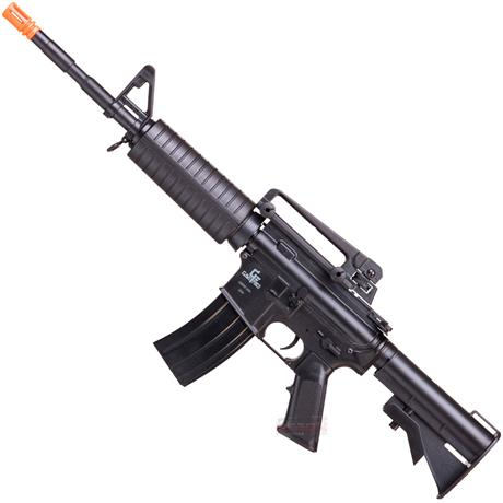 Rifle Airsoft M4A1 Carbine (Eletrico) - Cal 6mm - Crosman