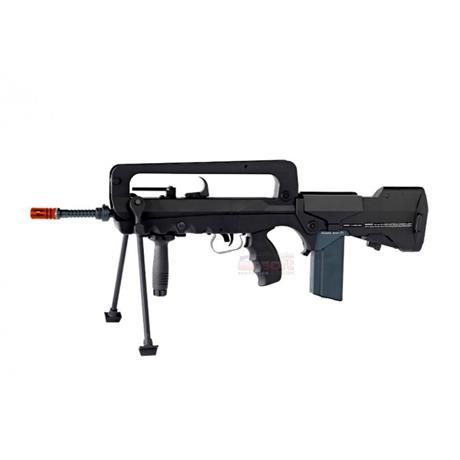 Rifle Airsoft Famas F1 Eletrico + Bipe - Cal 6mm - Famas (CyberGun)