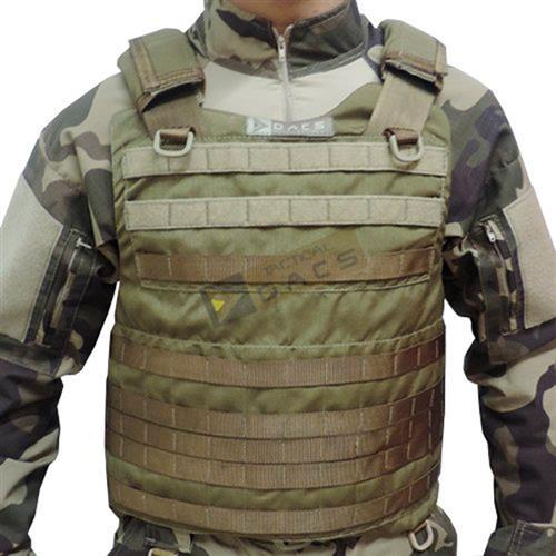 Colete Tatico Cop Modular (Coyote) Tam: G,GG - Dacs
