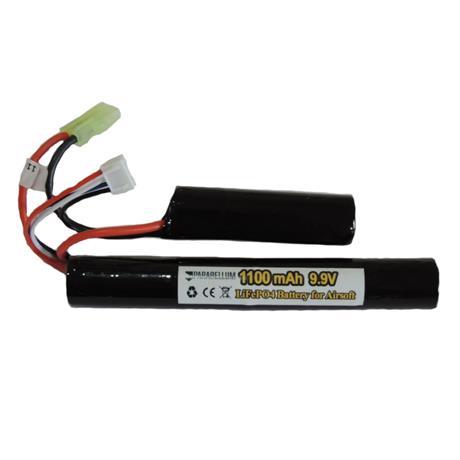 Bateria para Airsoft NIMH 9,9V - 1100MAH