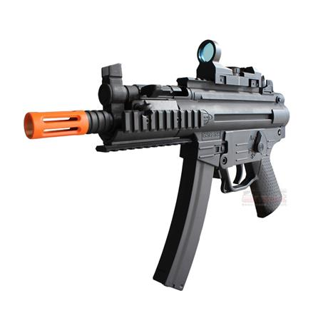 Rifle Airsoft GSG 522 PK Tactical 6mm (Eletrico) + Red Dot Swiss Arms