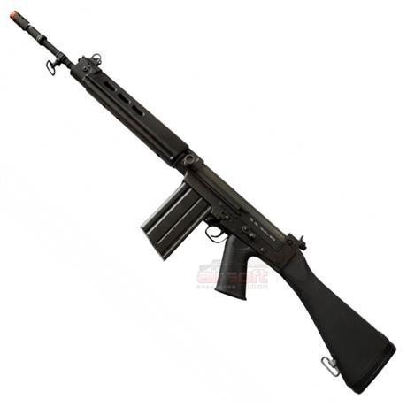 Rifle Airsoft Fal Carbine (Eletrico) - Cal 6mm (King Arms)