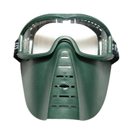 Mascara Classic Army - Verde
