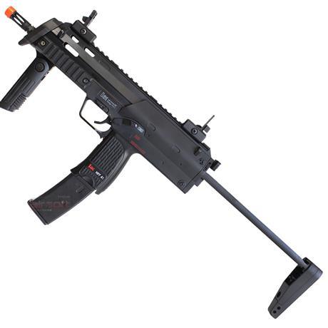 Rifle Airsoft H&K MP7 A1 Swat FULL METAL (Eletrico) - Cal 6mm (Umarex)
