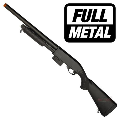 Shotgun Airsoft  SG (FULL METAL)  - Cal 6mm (SWISS ARMS)