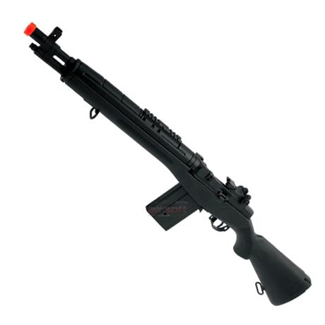 Rifle Airsoft M14 Socom (Eletrico) (Full Metal)  - Cal 6mm (Cyma)