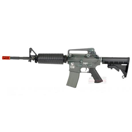 Rifle Airsoft Colt M4A1 Eletrico (Full Metal) - Cal 6mm - King Arms