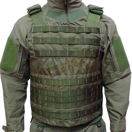Colete Tatico Cop Modular (Verde) Tam: Exg - Dacs