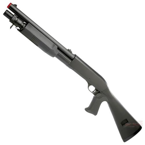 Shotgun Airsoft Escopeta Black - Cal 6mm - FIREPOWER (CyberGun)