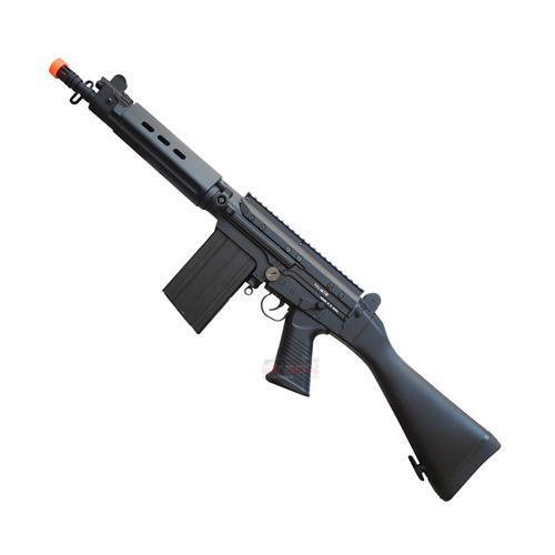 Rifle Airsoft Fal (Eletrico) (Full Metal) (Blow Back) - Cal 6mm