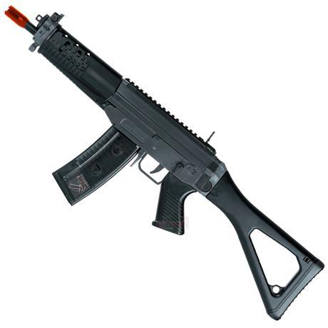 Rifle Airsoft Sig Sauer 552 Commando (Spring Manual a Mola) - Cal 6mm - Swiss Arms