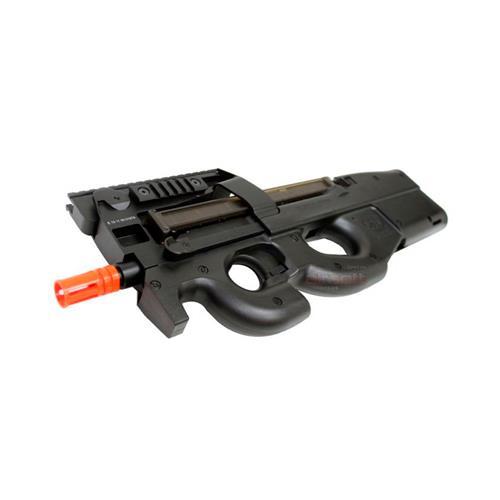 Submetralhadora Airsoft Fn P90 - Cal 6mm - Fn Herstal - (CyberGun)