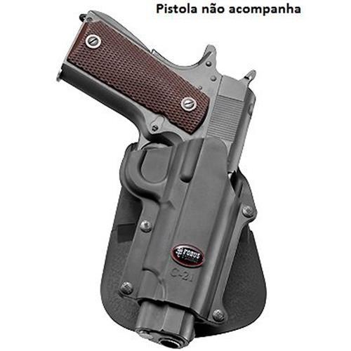 Coldre para Pistolas 1911 e 380 - Fobus