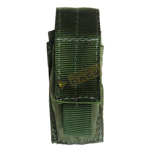 Bolso Tatico Modular 1X Pistol Porta-Magazine (Verde) - Dacs