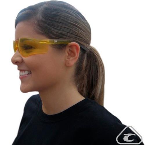 Oculos de Protecao Vision 8000 - 3M (Amarelo)