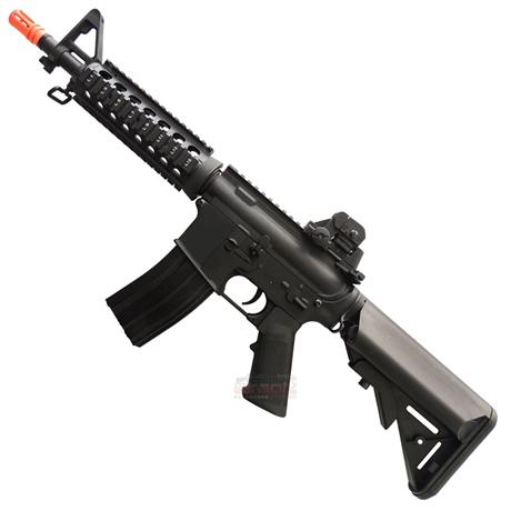 Rifle Airsoft M4A1 CQB RIS Elétrico Full Metal 6mm - Cyma