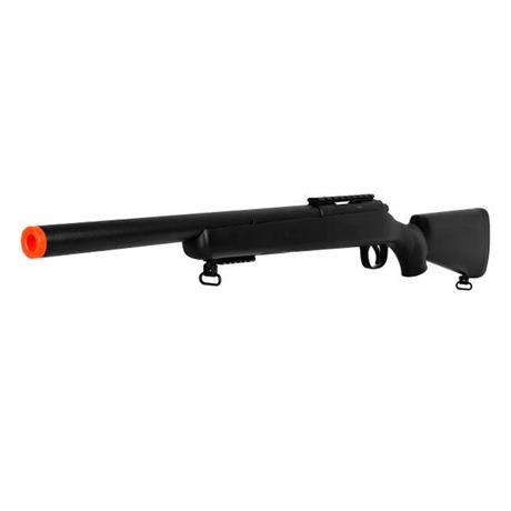 Rifle Sniper Airsoft MB02G 6mm Ação por Ferrolho
