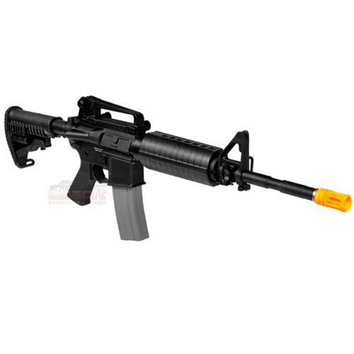 Rifle Airsoft M4A1 Eletrico (Full Metal) (Blow Back) - Cal 6mm G&G