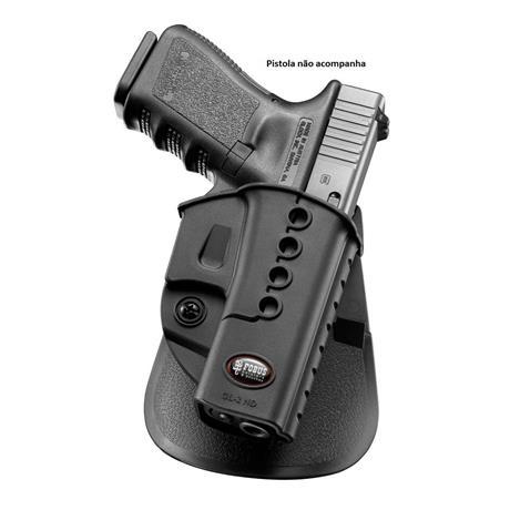 Coldre para Pistolas Glock  - Fobus