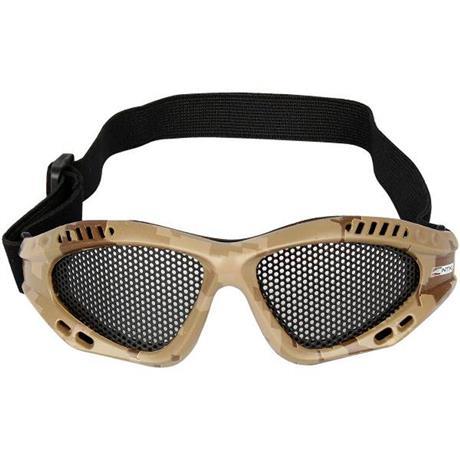 Oculos de Protecao Kobra (Camuflado) - Nautika
