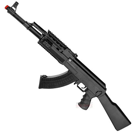 Rifle Airsoft AK47 Tatico Fsv 110v Cybergun
