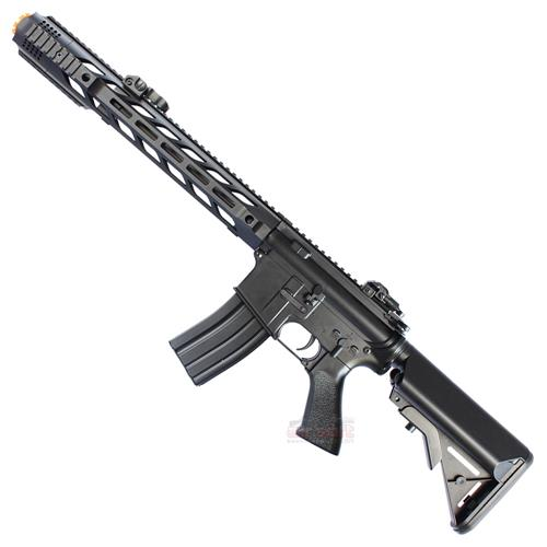 Rifle de Airsoft M4A1 Cyma CM518 BLACK Elétrico 6mm