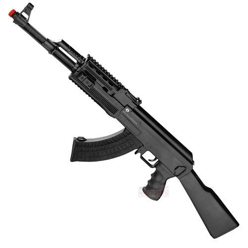 Rifle Airsoft AK47 Tatico FSV Cybergun 220v