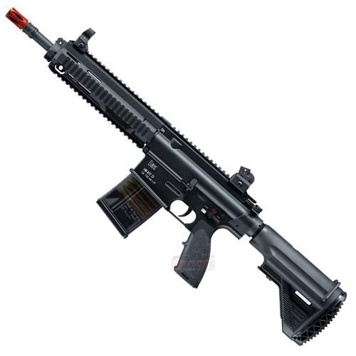 Rifle Airsoft HK417D (Eletrico) (Full Metal) - Cal 6mm (Umarex)