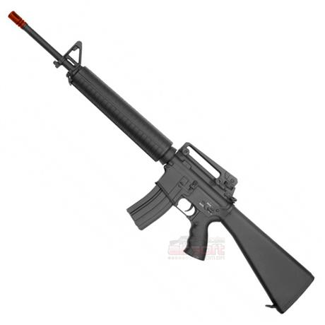 Rifle Airsoft M16 A3 (Eletrico) - Cal 6mm (A&K)